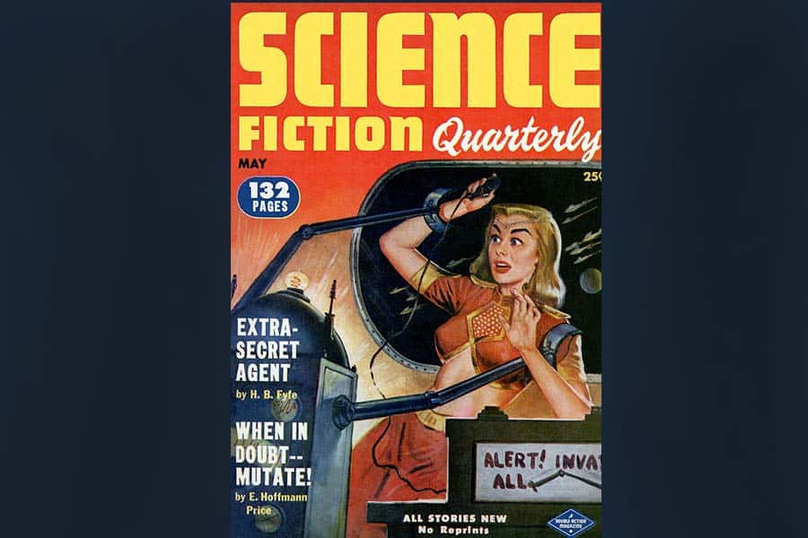 Top 10 Science Fiction Books For Kids – Top Sellers And The Best Rated