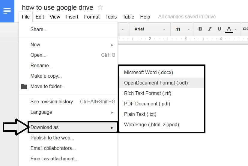 16how-to-use-google-drive