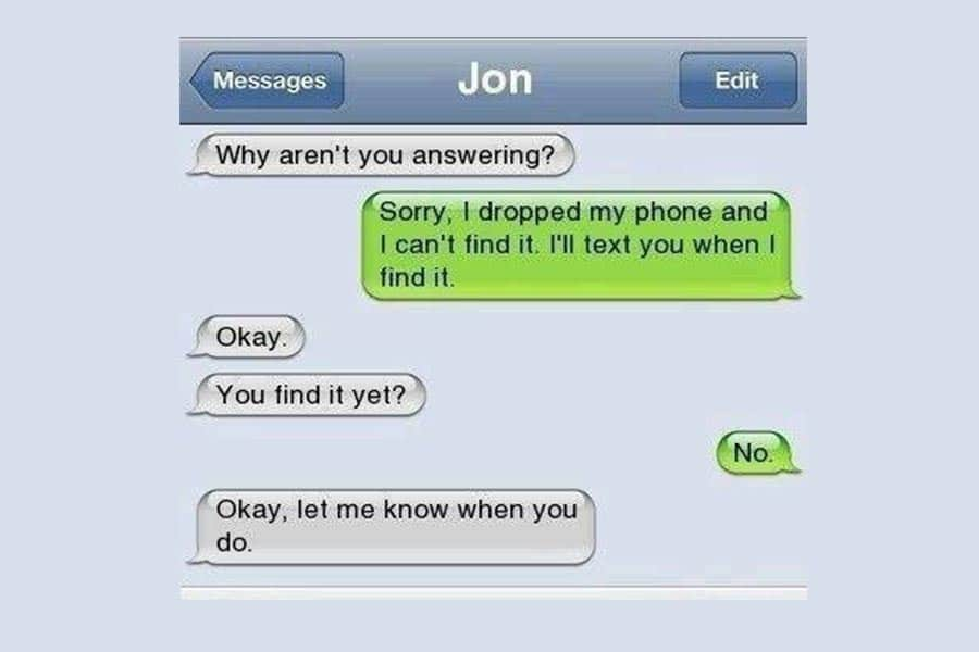 15 Most Hilarious Texts You Can't Stop Laughing After You Read