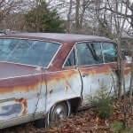 rust on cars