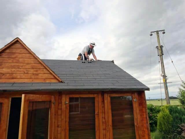 Tom on ridge