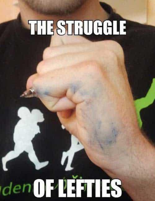 left-handedness-myths