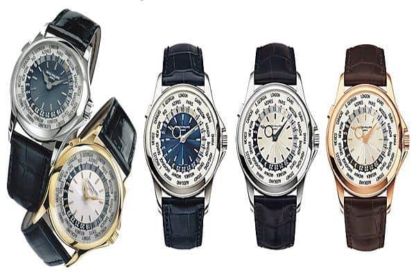 Patek Philippe Platinum World Time