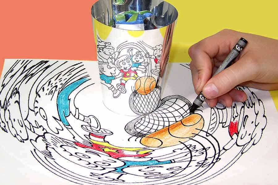 See How This Artist Uses Everyday Objects To Create Fun Illustrations