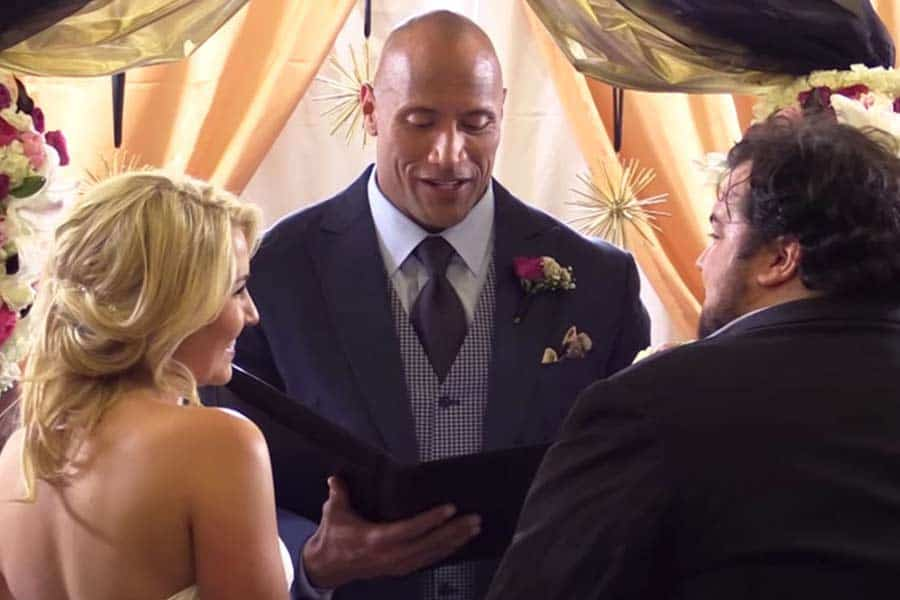 This Video Will Prove That 'The Rock' Is The Ultimate King Of Bromance