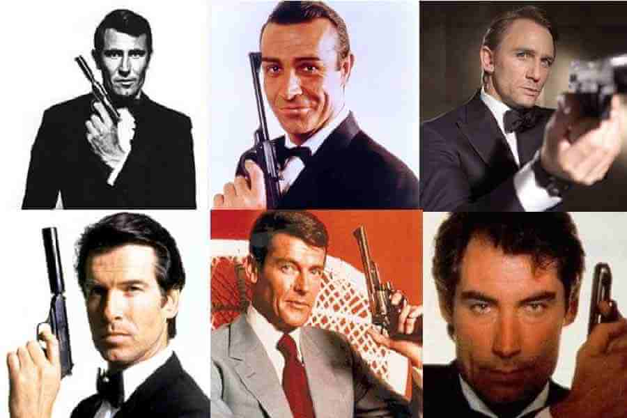 Whom do you think is the best James Bond Hero?