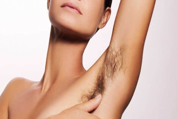 Girls And Underarm Hair. Is It The New Hotness?