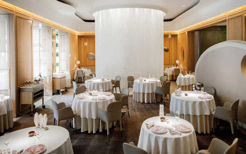 Alain Ducasse At The Dorchester London