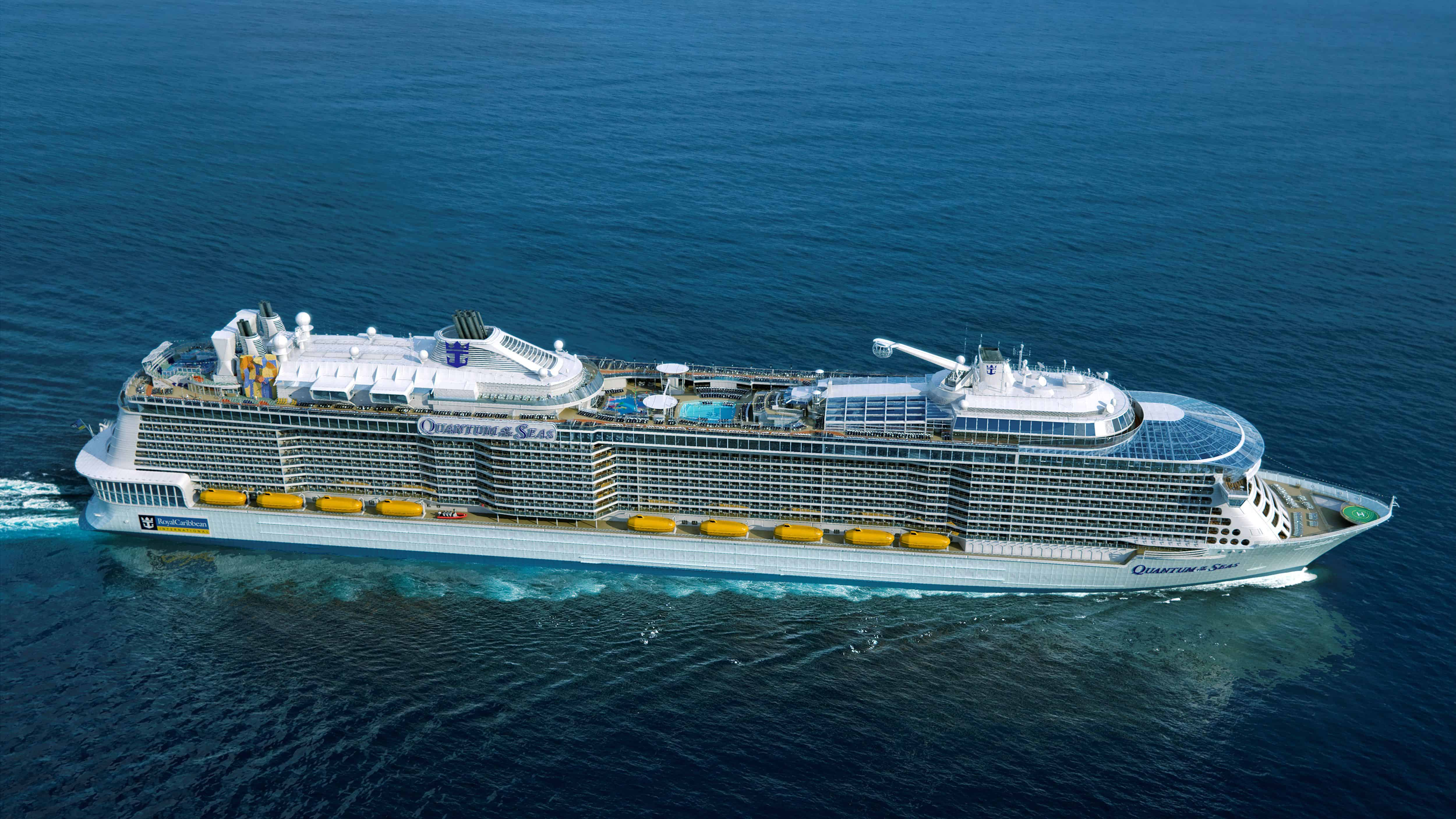 """Real Meaning Of """"Royal"""" – Quantum of the Seas Cruise Ship"""