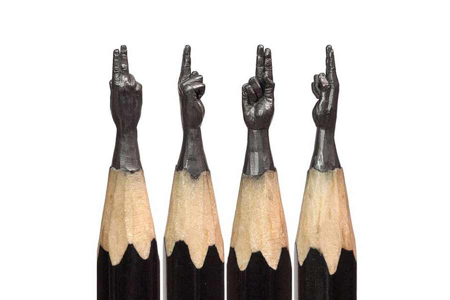 Insane Miniature Pencil Sculptures That Will Blow Your Mind!