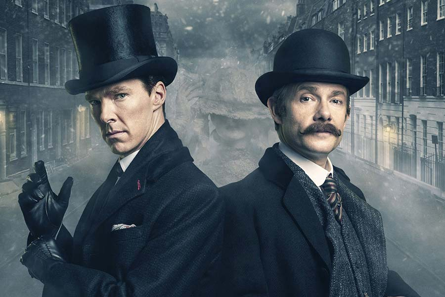 The Sherlock Is Back But In A Whole New Look This Time!