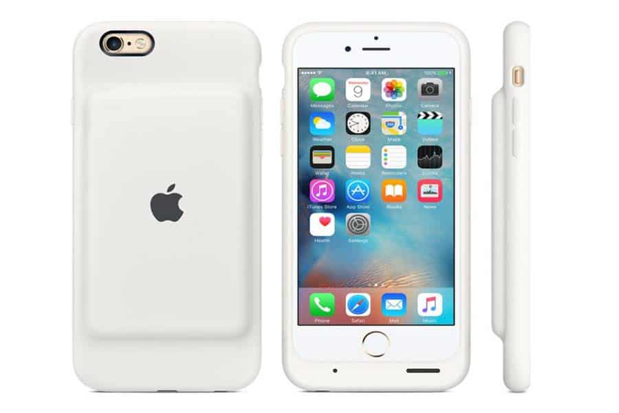 Apple Debuts New Smart Battery Case For iPhone 6 & 6S