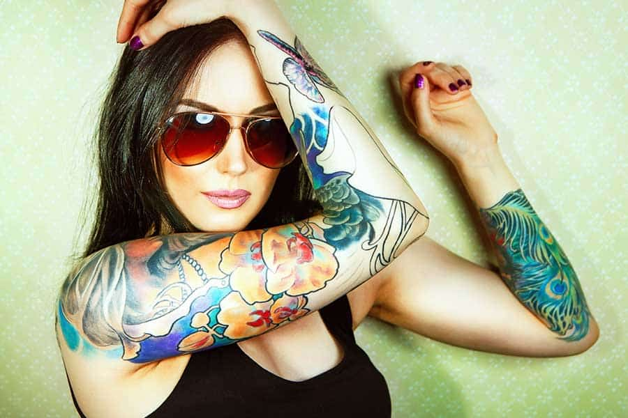 15 Best Places To Get A Tattoo & Flaunt Like You Wanted To