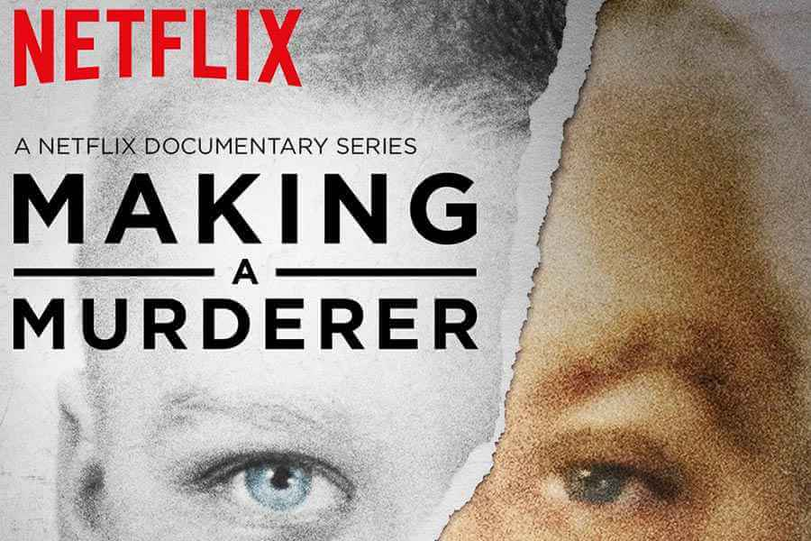 Stop Whatever Watching Now, And Watch The Nervebreaking True Story Of MAKING A MURDERER On Netflix!