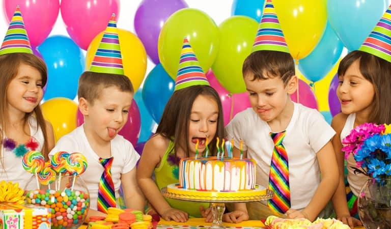 4 Best Ways to Plan Your Kids Parties to Multiply the Joy!