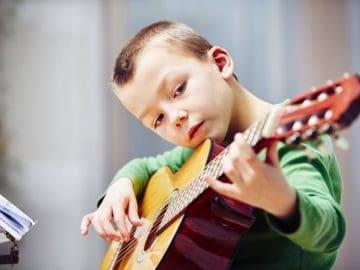 Boost Your child's Academic Performance with Music Lessons