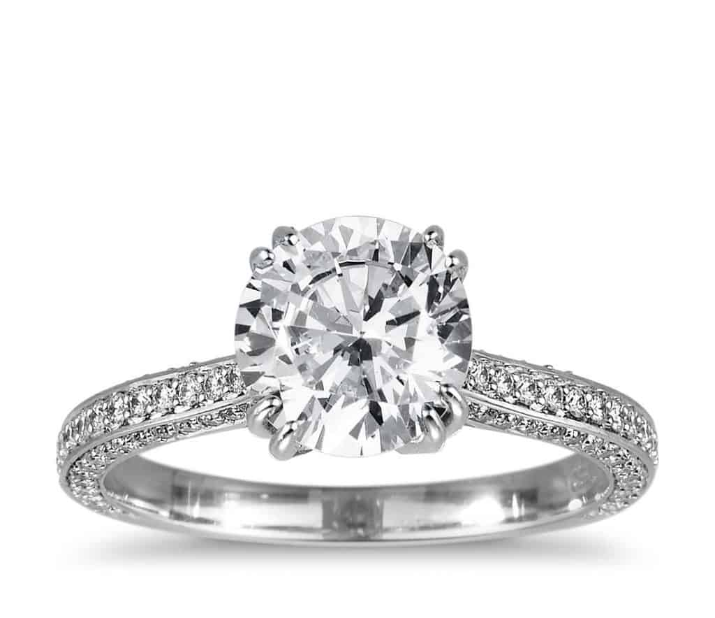 How to Select Cushion Cut Diamond Engagement Ring in Online? 2