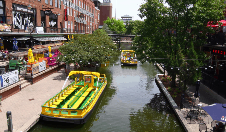 Simple Guide To Spend Your Time in Bricktown