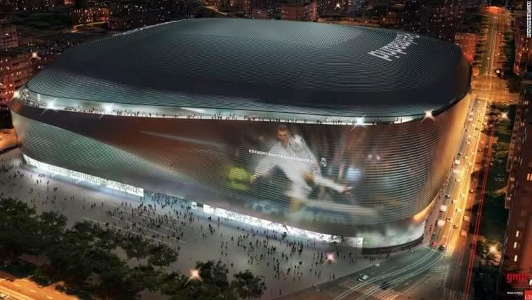 Future Of Sports Stadium