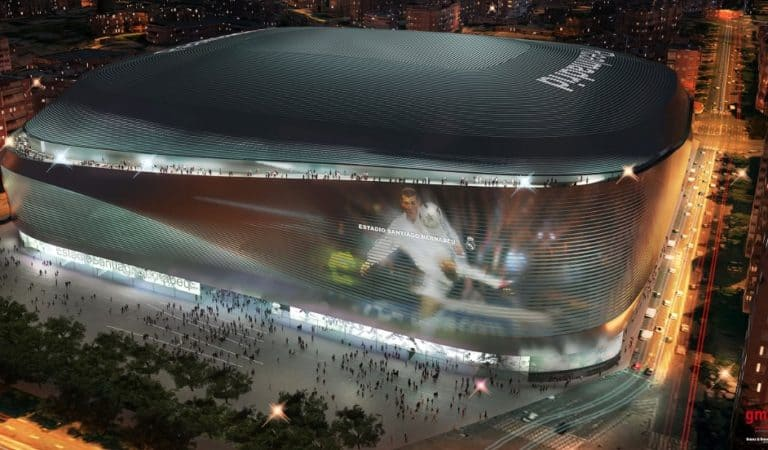 6 Technology Will Change The Future Of Sports Stadium!