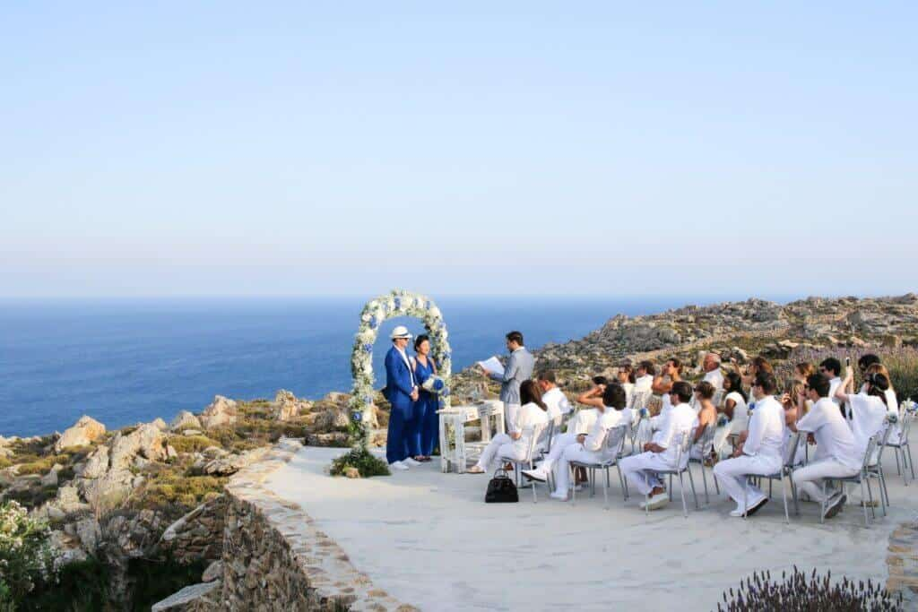 Why Mykonos Is The Perfect Wedding Destination