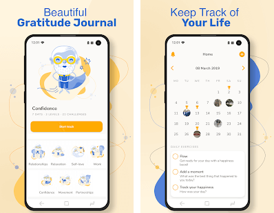 Best Gratitude Journaling App for a Better Life