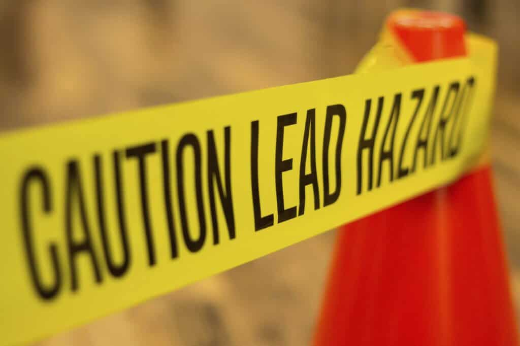 Lead Poisoning Lawsuit