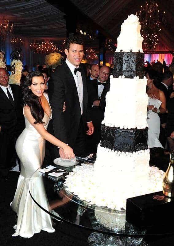 Best Celebrity Wedding Cakes