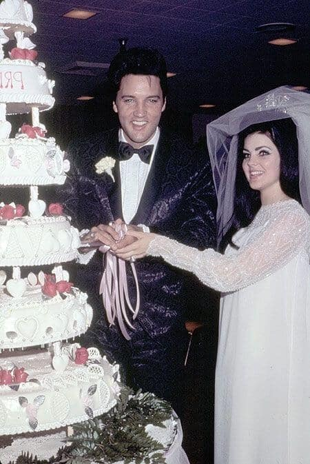 Best Celebrity Wedding Cakes