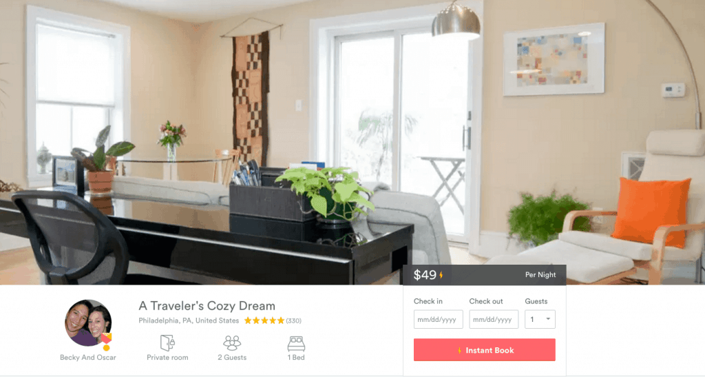 Setting Up An Airbnb Business